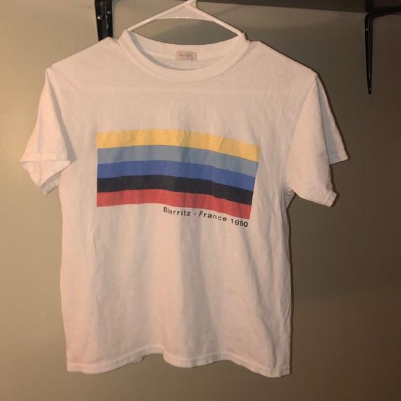 Brandy Melville Tops - brandy melville t-shirt